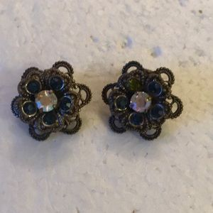 Vintage Germany clip on earring